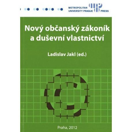 Nový občanský zákoník a duševní vlastnictví