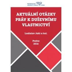 Aktuální otázky práv k duševnímu vlastnictví