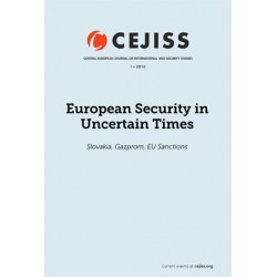Central European Journal of International and Security Studies č. 1, 2016
