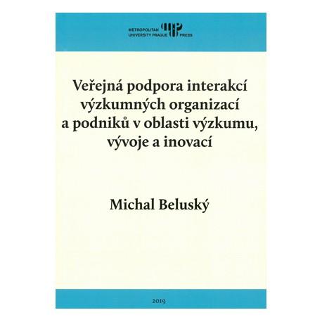Veřejná podpora interakcí výzkumných organizací a podniků v oblasti výzkumu, vývoje a inovací