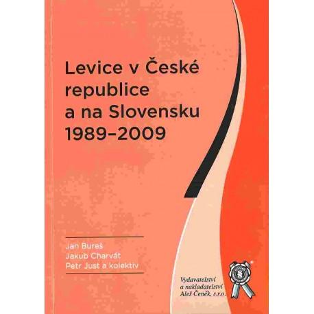 Levice v České republice a na Slovensku 1989-2009