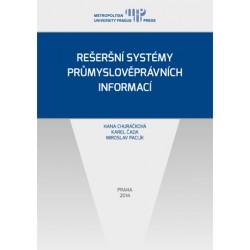 Rešeršní systémy průmyslověprávních informací